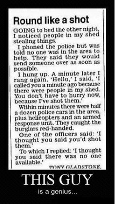 This Guy Is A Genius... or a smart ass going to jail... buuuut it is great idea! :)