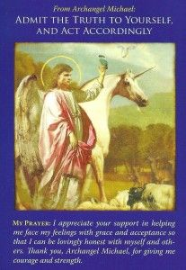 Archangel Michael Angel Cards by Doreen Virtue Michael Angel, Archangel Michael, Angel Guidance, Angel Prayers, Doreen Virtue, Angels Among Us, Angel Cards, Be True To Yourself, Oracle Cards