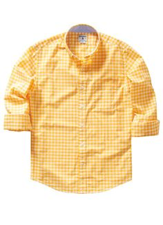 Bonobos Ging Crosby Slim - Yellow ($78.00)