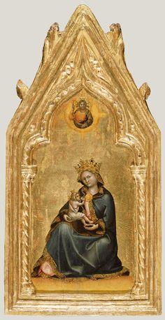 Madonna of Humility Artist/Maker(s): Guariento di Arpo (Italian, active 1338 - 1367/1370)