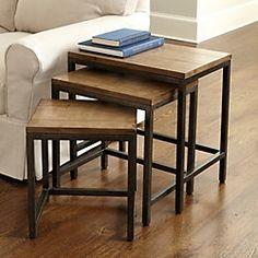 Durham Nesting Tables - Set of 3