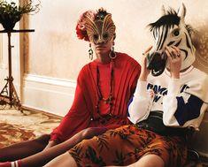 Image 4 of DRESS WITH BACK DETAIL / METAL GLASSES / RESIN HOOP EARRINGS from Zara