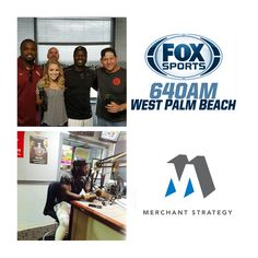 Grady Ross, a Sales Consultant for The Merchant Strategy and former FSU football player, has been a guest on the Fox 640AM Sports Radio Show for the last few weeks. The Fox 640AM Sports Show provides listeners with an upbeat yet cutting edge view of sports and issues that surround each sport. The show is hosted by Joe Ranieri, former Oklahoma State baseball player and Major League player.