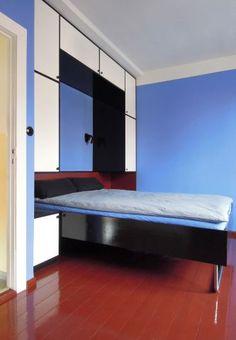 Tautes Heim, Schlafzimmer