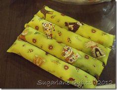 Sugarlane Quilts: Heat Bag/Spice Trivet Tutorial