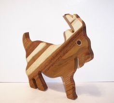 GOAT Cutting Board or Cheese Board Handcrafted from by tomroche