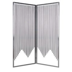 Ensemble Screen - Screen Gems design, staninless steel all metal screen. The Ensemble is a modern, up-to-the-minute piece. This tasteful screen comes in Features: High design, staninless steel all metal screen Front Door With Screen, Metal Screen, Screen Doors, Stainless Steel Screen, Panel Room Divider, Room Dividers, Decorative Screens, Higher Design, Home Decor Trends