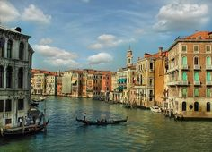 Join me, Maria, on a journey discovering the best of Venice.  Everything that is so essentially Venice is awaiting,  from the Doges Palace through to the most romantic evening of your life.