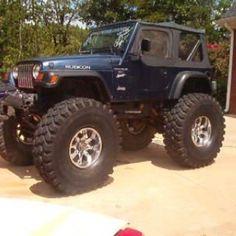 Jeep Rubicon.