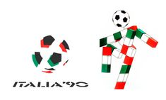 Ciao, Italy, 1990 World Cup Mascot & Logo