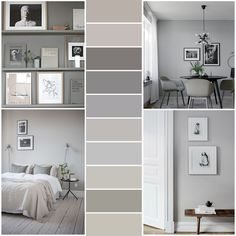 Grey Bedroom Decor, Living Room Decor Cozy, Cute Room Decor, Dining Room Paint, Paint Colors For Living Room, Home Room Design, Home Interior Design, House Paint Interior, Bedroom Seating