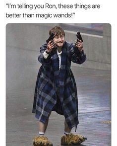 Better than wands - 9GAG
