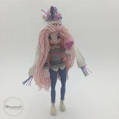 97 vind-ik-leuks, 2 reacties - Crochetdolls The Netherlands (@margareth.the.dollmaker) op Instagram: '16cm (6,3 inch)'