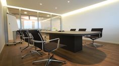 Swiss Bureau Interior Design - Designed - Eurofin Group - Dubai, UAE