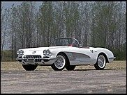 1960 Chevrolet Corvette Convertible, 283/230HP, 4-speed