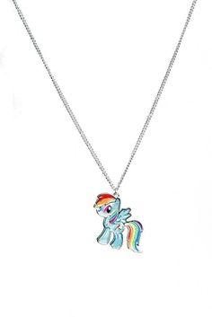 My Little Pony Friendship Is Magic Rainbow Dash Necklace