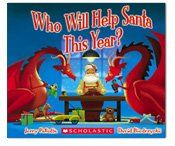 Who Will Help Santa This Year? by Jerry Pallotta