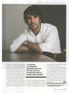 (2/2) @eltenedor , el 'Gourmet' de las reservas online. Entrevista a Marcos Alves, CEO de El Tenedor, en la edición de Abril de la Revista FORBES.