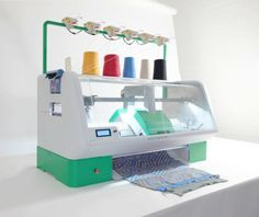 Kniterate is a digital knitting machine that lets you 'print' your own clothes | Inhabitat - Green Design, Innovation, Architecture, Green Building