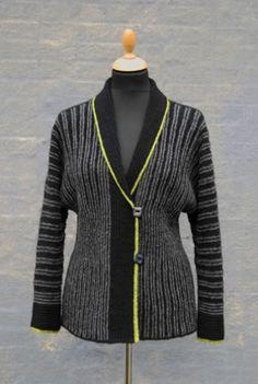 DONNA jacket by Hanne Falkenberg