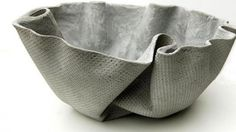 This is a REALLY Cool Concrete Planter That's Easy to Make! | DIY Joy Projects and Crafts Ideas