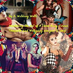Thank you for this sexy whimsical edit & 5 star review @abdulia_ortiz xxx #Repost @abdulia_ortiz  Today am putting up my review on this sexy awesome book and awesome author she is. Am in so in love with all her books. Go check her new book out. By @awildingwells 5 Mastering the Art of A Three Ring Circus Theophile and Wolfgang are sexy and breath taking. Who don't want a Wolfgang in there life.  Love how this hole story was put together. It a most read book. Best hottest book I read this…