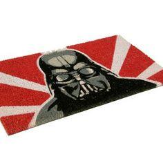 Retro Darth Vader Doormat I want this lol Darth Vader Star Wars, Estilo Geek, Estilo Retro, Cool Doormats, Little Bit Of You, Star Wars Love, Sweet Home Alabama, The Force Is Strong, Gandalf