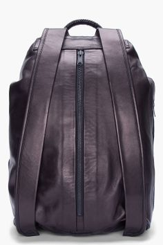 3e6024b9e091 3.1 PHILLIP LIM Black Drop Down Backpack Mens Gym Bag