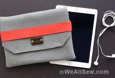 BERNINA DIY iPad Case
