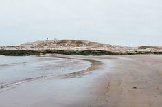 Friends visit Maine, Part 2. Popham Beach, Maine. April 2015. More photos on blog. #TinyMoonCo