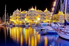 Puerto Marina, Benalmadena, Spain