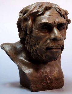 Forensic facial reconstruction of Neanderthal Man from La Chapelle-aux-Saints M.M. Gerasimov