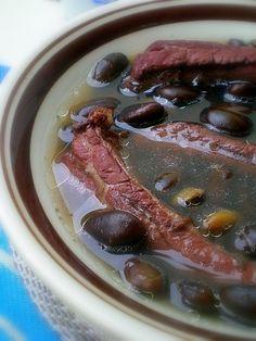 pork rib black bean sup 4 soft
