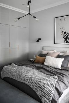 13 Cool Gray Bedroom Ideas To Your Bedroom Living Room Grey