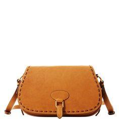 Dooney & Bourke  Full Flap Saddle Bag