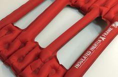 寝袋の保温力を引き出す Klymit の超軽量マットに冬用中綿入りモデルが登場