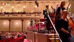 La orquesta nacional de Holanda no se levantó porque un director dio un discurso sobre el Islam: noticia falsa desmentida en primera persona.