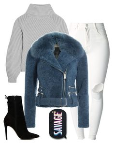 """""""Untitled #6601"""" by stylistbyair ❤ liked on Polyvore featuring (+) PEOPLE, Iris & Ink, Burberry and ALDO"""
