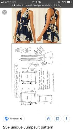 Prodigious Sewing Make Your Own Clothes Ideas Diy Clothes And Shoes, Make Your Own Clothes, Sewing Clothes, Dress Sewing Patterns, Sewing Patterns Free, Clothing Patterns, Moda Vintage Chic, Fashion Sewing, Diy Fashion
