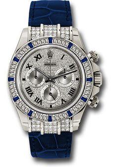 Rolex Watches  Daytona White Gold - Diamond Bezel 116599-12 SA 505759692f