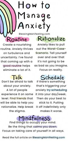 Feeling Anxiety is a nature respond of our mind and body when we are under certain threats. All of us will feel anxious when we are under stress from work. Health Anxiety, Anxiety Tips, Anxiety Help, Stress And Anxiety, How To Manage Anxiety, Deal With Anxiety, Things To Help Anxiety, Therapy For Anxiety, Coping Skills For Anxiety