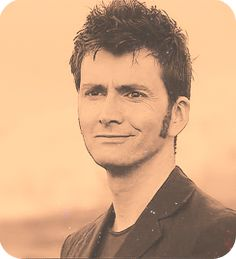 The human Time Lord.