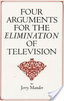 Written in 1978, way ahead of it's time...but seriously an interesting and eye-opening content about how manipulative TV is on society!