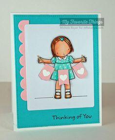 Sending Big Hugs, Because You're Special, Blueprints 8 Die-namics, Blueprints 16 Die-namics, Office Supplies Die-namics - Michele Boyer #mftstamps