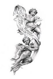 angel tattoos - Google Search