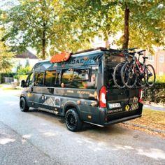 Zweidreitage – Vanlife & Co. Custom Camper Vans, Van Wrap, Bus Life, Cargo Van, Vw T5, Camper Conversion, Sprinter Van, Diy Camping, Campervan