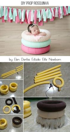 Ideas Baby Diy Newborn Photography Props For 2019 Foto Newborn, Newborn Shoot, Newborn Photo Props, Baby Newborn, Photo Bb, Diy Photo, Photo Tips, Newborn Photography Props, Children Photography