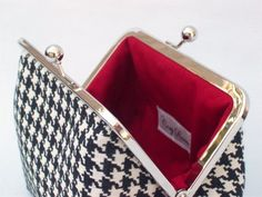 WANT. Been looking for a houndstooth money purse! $21.00