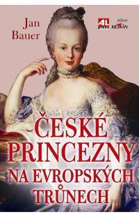 České princezny na evropských trůnech #alpress #princezny #česko #evropa #trůn #knihy #literatura #fakta