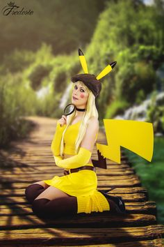 Detective Pikachu Detective, Pikachu, Cosplay, Photo And Video, Disney Princess, Disney Characters, Instagram, Disney Princesses, Disney Princes